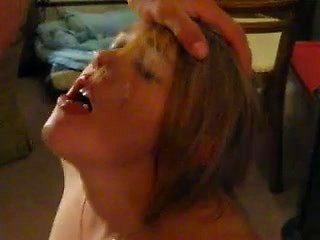 Kinky amateur wife sucks strange cock and...